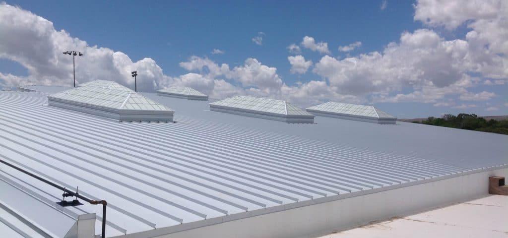 Galvanized Longspan Metal Roofing