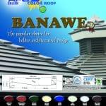 Banawe TIle Effect Roofing Puyat Steel