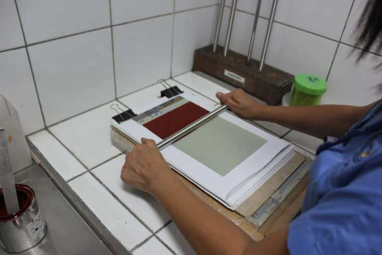 Paint Testing Metal Roofing Puyat Steell