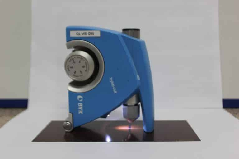 Quality Assurance Testing device for Metal Roofing Puyat Steel