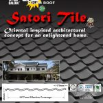 Satori Tile   Tile Effect Roofing Profile