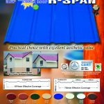 R Span   Rib Type Roofing   Puyat Steel