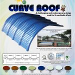 Curve Roof   Rib Type Roofing   Puyat Steel