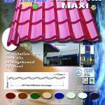 Tile Span Maxi   Tile Effect Profile   Puyat Steel