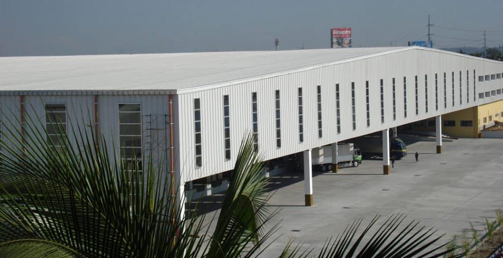 Puyat Steel Corporation Nestle Philippines Standing S Rib