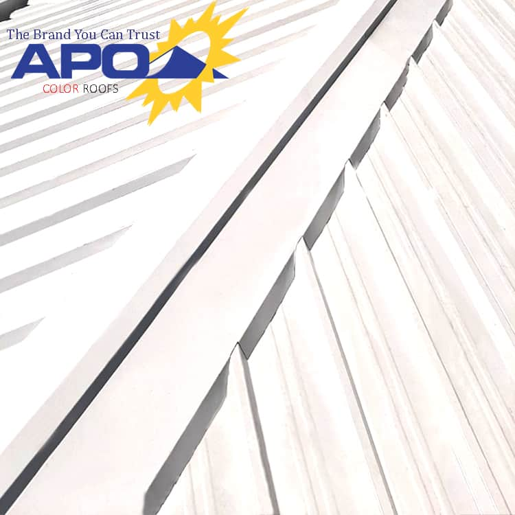 Puyat Steel Corporation Apo Long Span Color Roofs